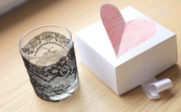 חג האהבה: ביצוע מתנות עם הידיים שלך