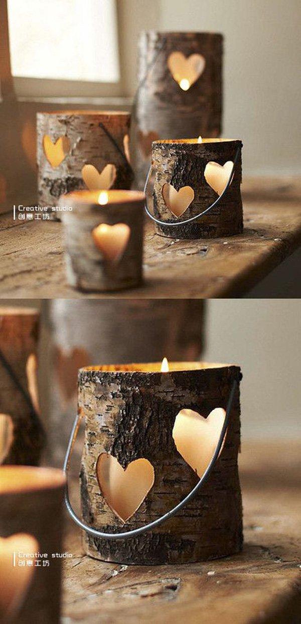 candelabros de amor-al-hueco-fuera-de-registro-por-vela