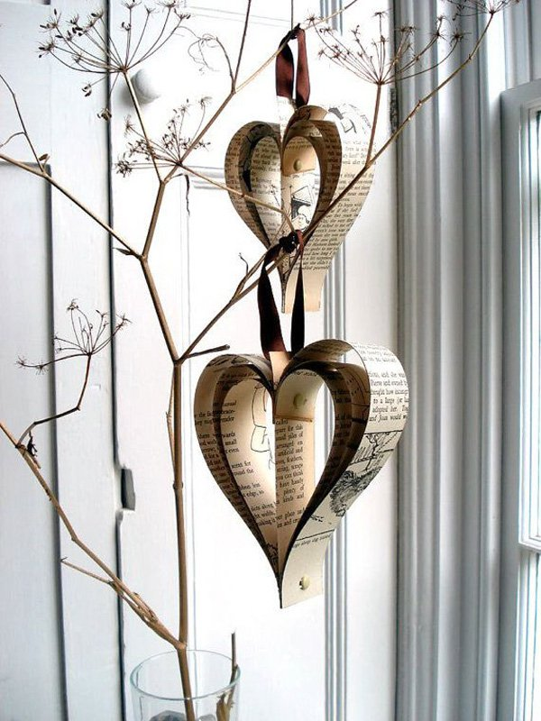 corazon de papel