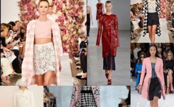 Какво е модерно да се носят през пролетта на 2017 година