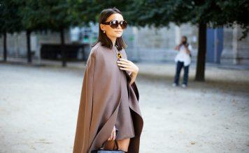 Poncho fesyen 2017