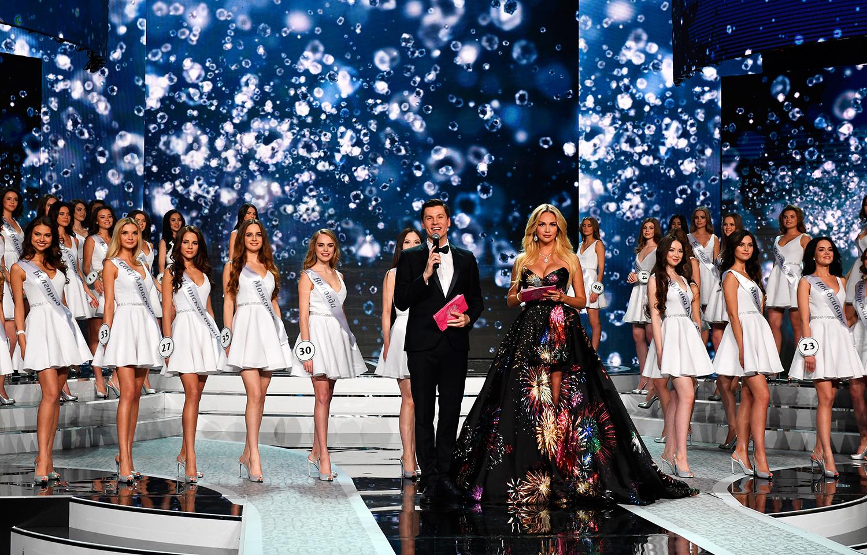 concurso de belleza Miss Rusia 2017