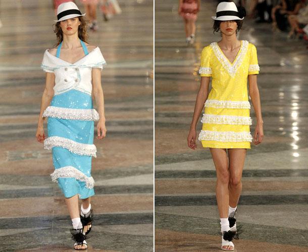 ярки рокли