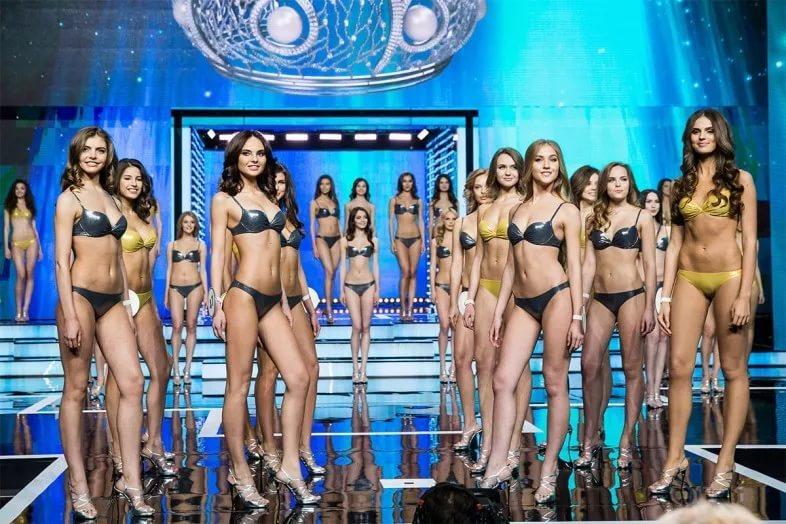 concurso Miss Rusia 2017