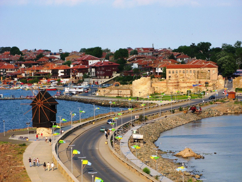 Несебър България