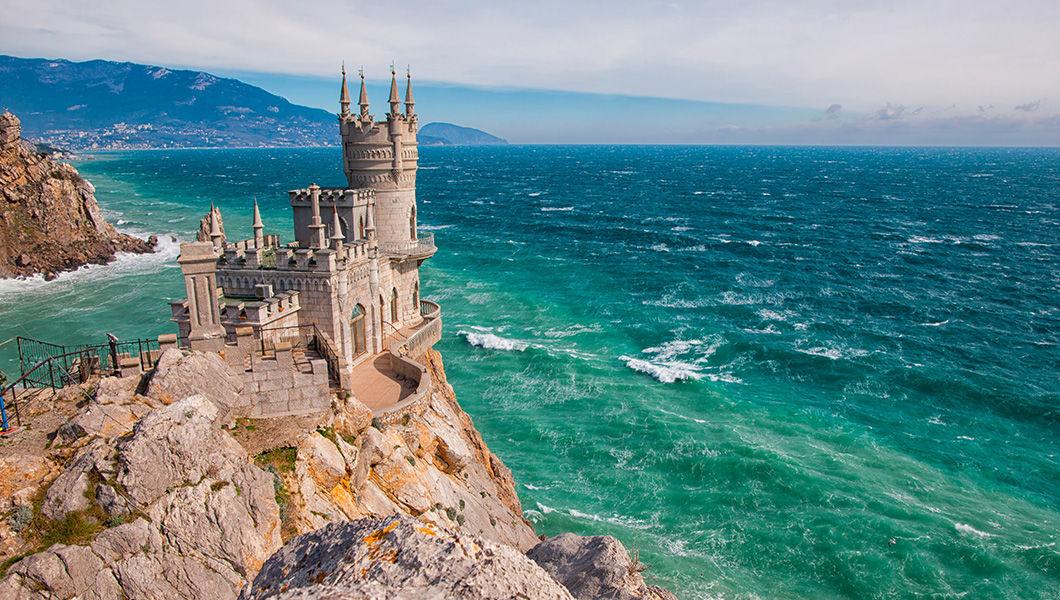 курорти в Крим