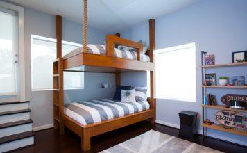 Легло с кабел