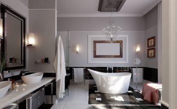 תאורת אמבטיה