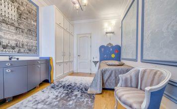 луксозна стая за тийнейджърки