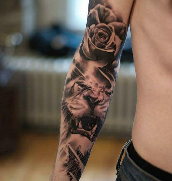 100 Najboljih Ideja Tattoo Rukav Za Muskarce I Zene Na Fotografiji
