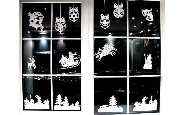 Боядисване на прозорци