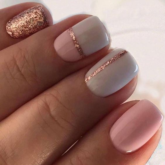 Bandes d'ongles