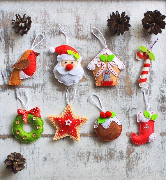 Коледни висулки