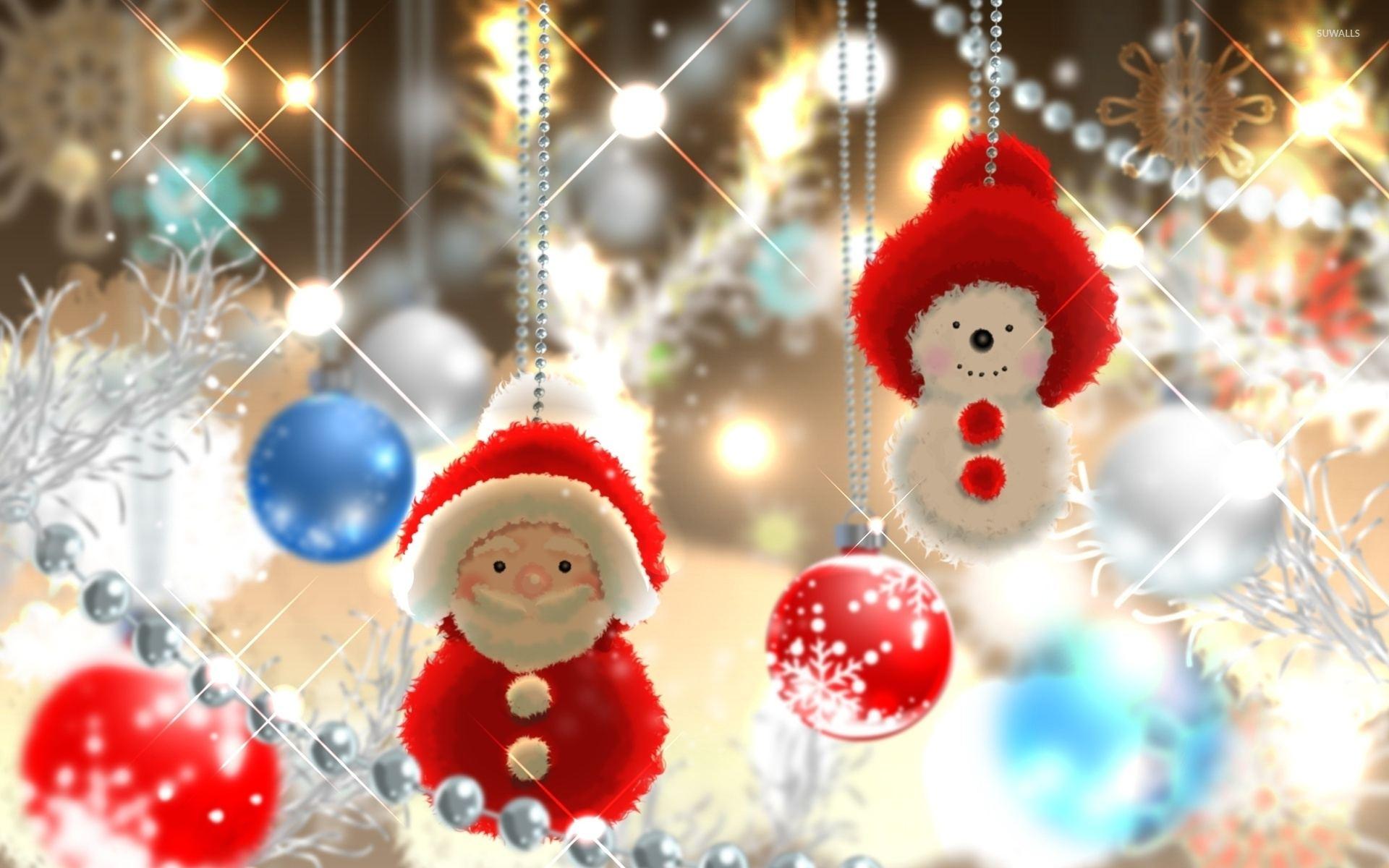 Colgantes de navidad