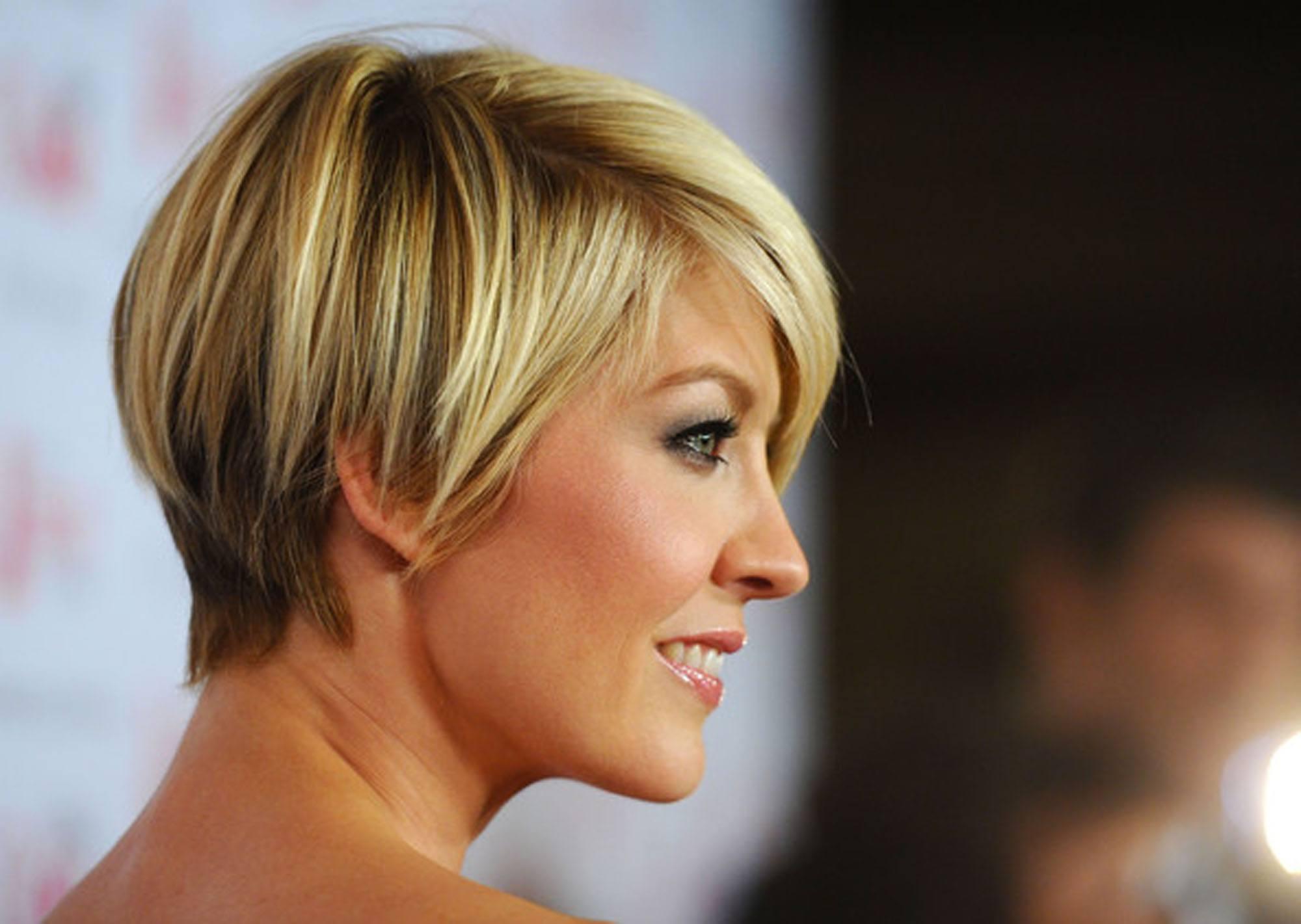 Kvinder frisure Kort hår