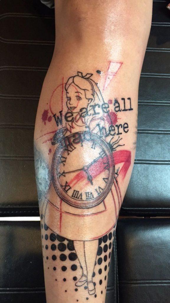 Tetovaže S Vrijednošću 100 Modnih Ideja S Crtežima Na