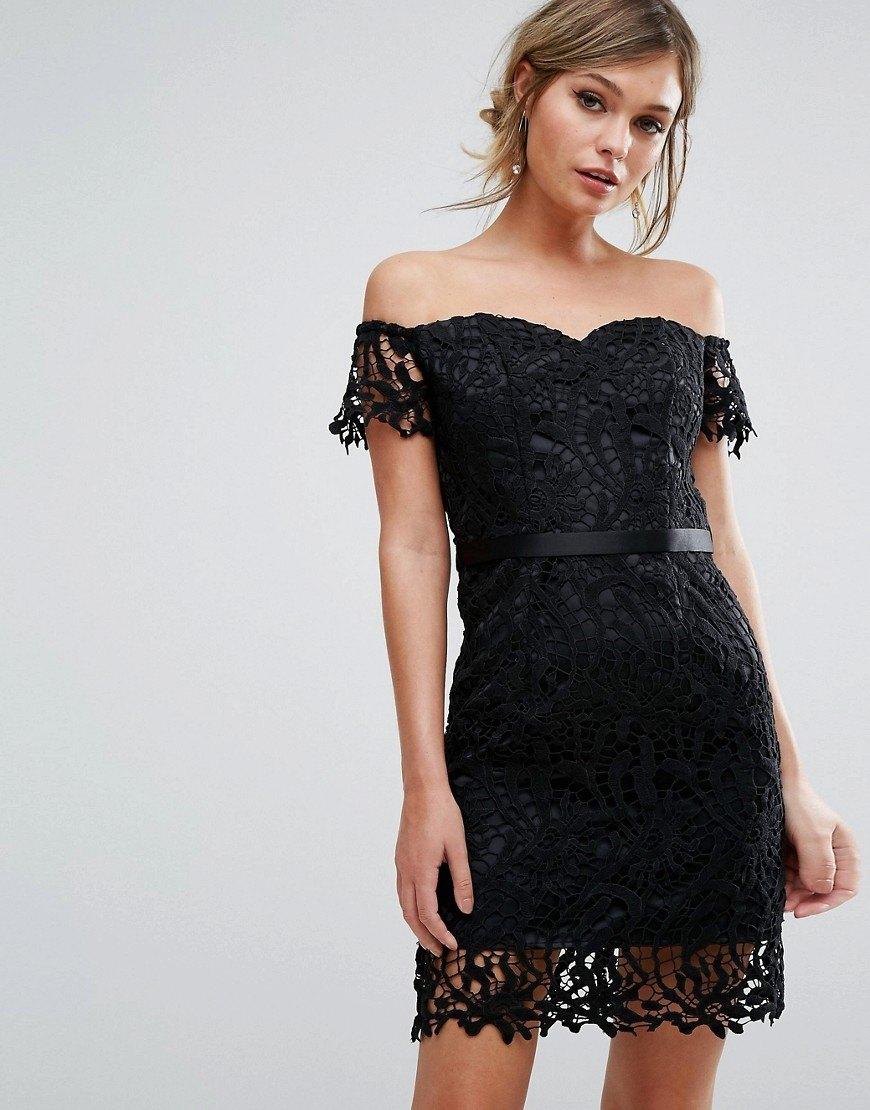 Haljine čipke najljepše od Čipkana haljina