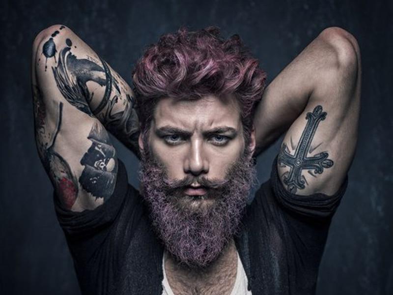 Pánské téma v tetování