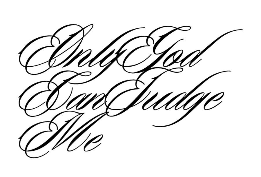 tetování skica nápis na předloktí