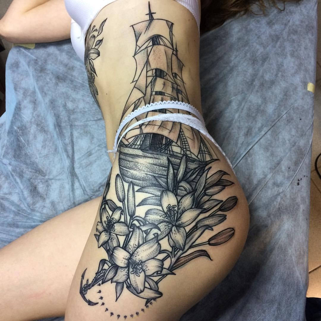 Velike Tetovaže 100 Fotografija Za Djevojčice I Muškarce