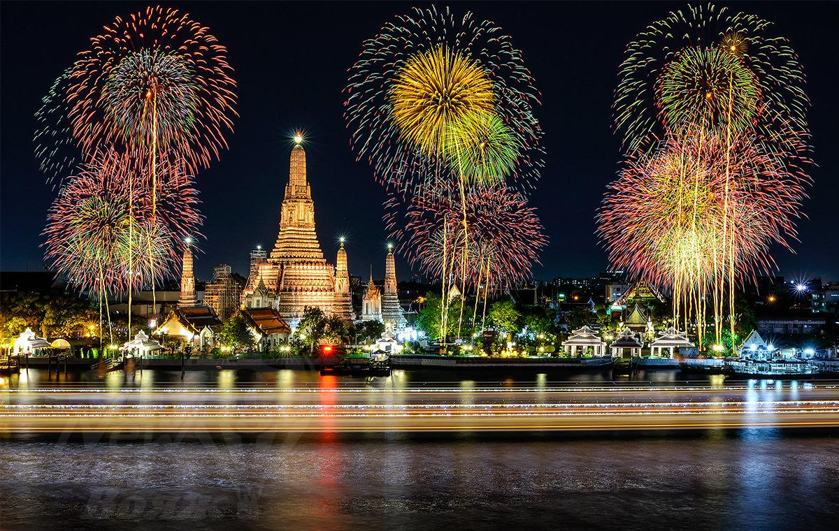 Image result for anul nou în thailanda photos