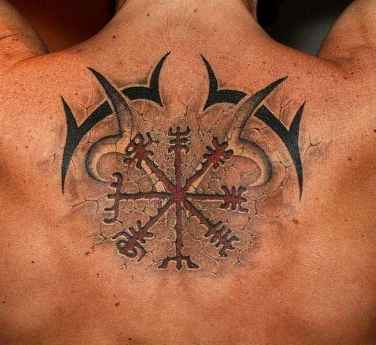 Runen Tattoo Verboten