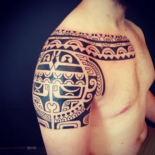 Maori Tattoo 100 Zdjęć Szkice Męskie I żeńskie Wartość