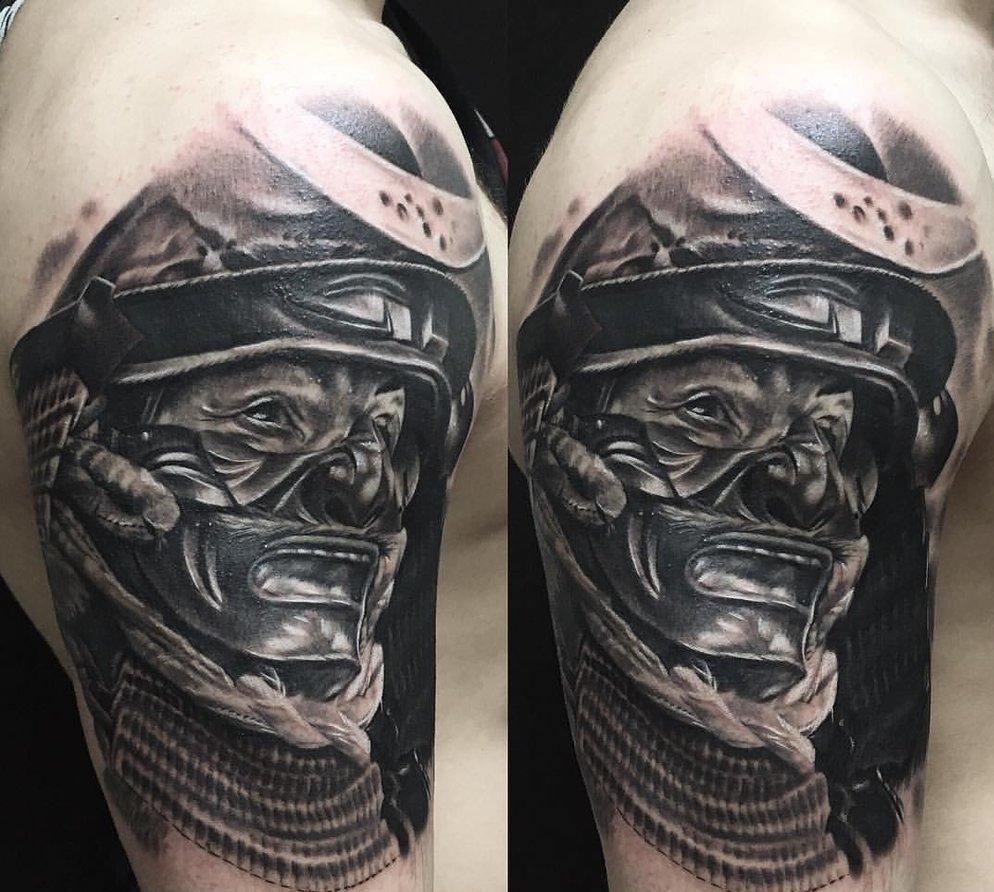 Samurai Tattoo 100 Najlepszych Pomysłów Na Zdjęcia
