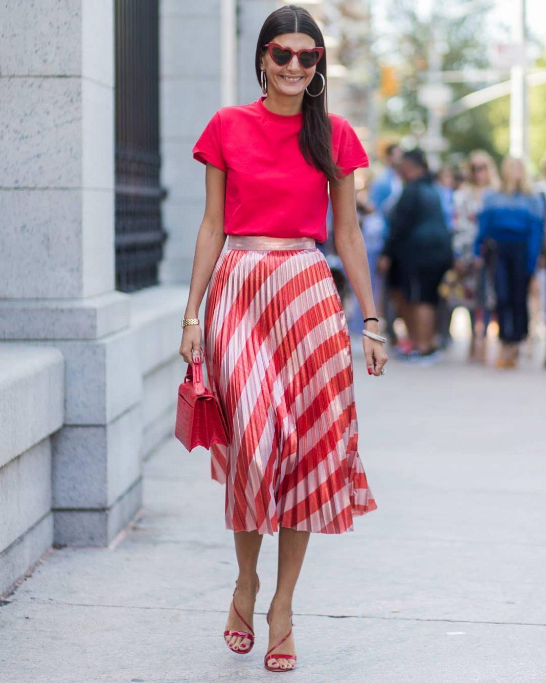 Fashion Röcke Sommer 2019: 100 Fotos von Trends, neuen